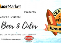 Craft Beer Sunshine Coast Festival